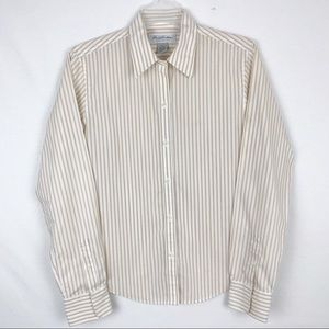 Brooks Brothers Non-Iron Button Down Shirt Career